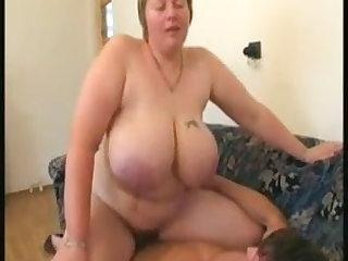 Old woman Heavy Titty FATTY