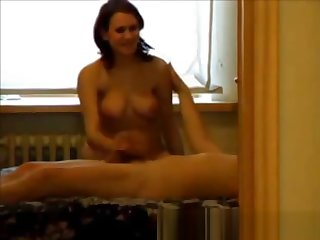 CasualMilfSex - Gorgeous Curvy Wife on Real Homemade Making love Tape