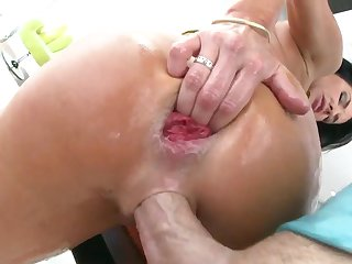Tight milf butt ficked be required of noontide in severe manners