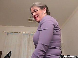 Mature Fuck: كبار السن - الاكثر حرارة أشرطة الفيديو